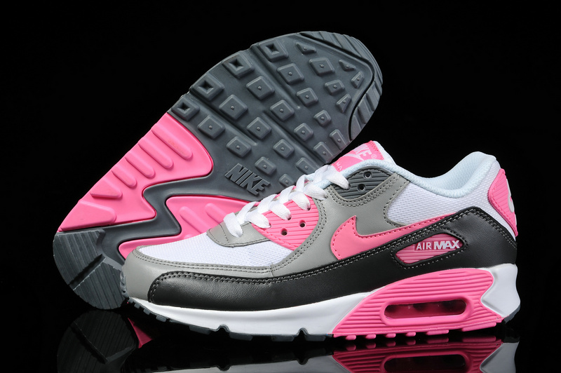 air max 90 rose fille