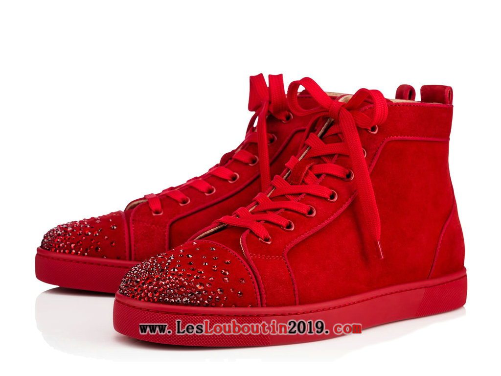 sneakers louboutin homme soldes